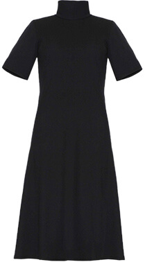 TOIT VOLANT Sweey Lady Midi Dress
