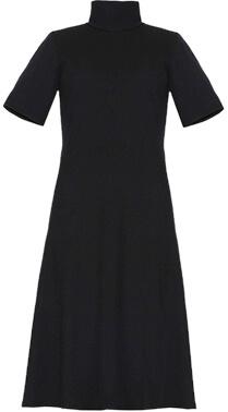 TOIT VOLANT Sweey Lady Midi Dress