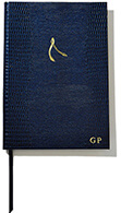 Sloane Stationery x goop wishbone journal