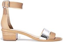 LOEFFLER RANDALL x GOOP Henry Low Block Heel Sandal