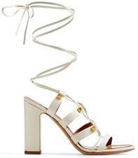 VALENTINO Rockstud Gladiator Sandals (Heel)