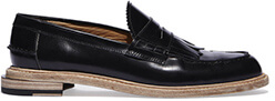 BAND OF OUTSIDERS Slipped Heel Penny Loafer