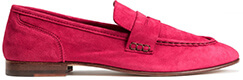 H&M Suede Loafers