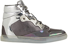 BALENCIAGA Metallic Sneakers