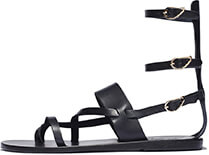ANCIENT GREEK SANDALS x Goop Alethea High Sandal