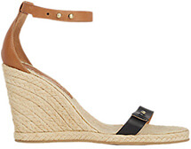 ULLA JOHNSON Yasmin Wedge Espadrilles