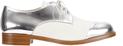 Miu Miu Cap Toe Oxfords
