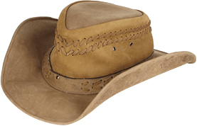 Planet Cowboy Six Shooter nubuck cowboy hat, Net-A-Porter