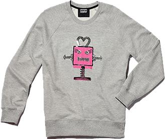 Marcus Lupfer sweatshirt