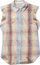 STELLA MCCARTNEY Ruffle Sleeve Shirt