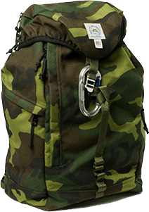 Large Climb Pack, Woodland Camo, Grizzly Store