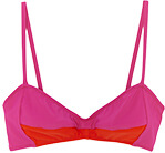 ARAKS Yanelis Fuschia Engine Combo Bikini Top