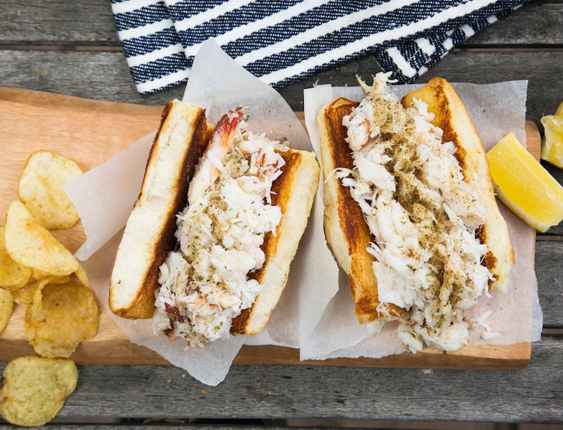 Dungeness Crab Roll Recipe Goop