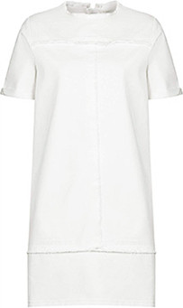 Topshop denim t-shirt dress