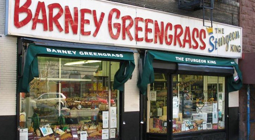 Barney' Greengrass