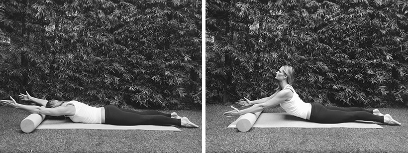 How To Stretch To Decompress Your Back | goop