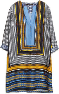 Zara print kaftan