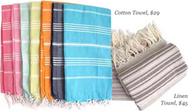 turkisht bath towels