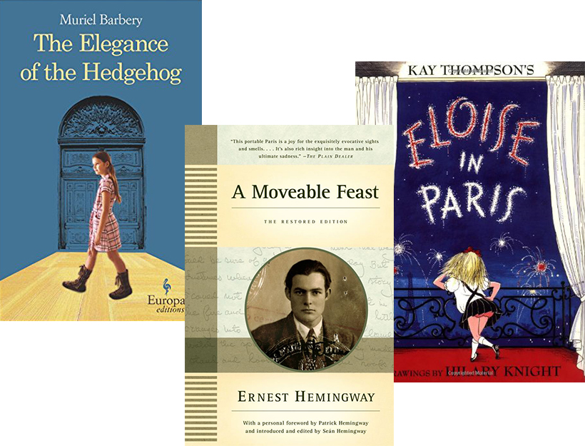 13 Great Books Set in France