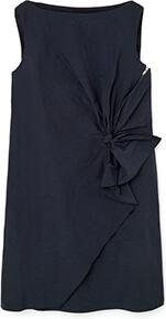 Cos Tie Detail Dress