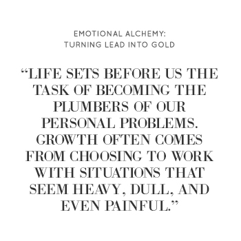 Emotional Alchemy: Turning Life's Lead into Gold
