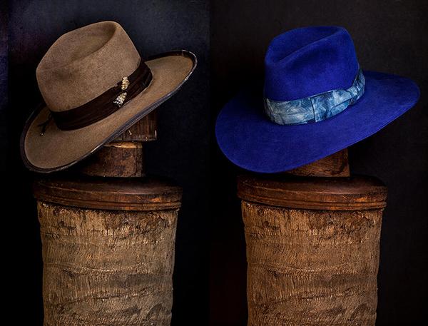 Nick Fouquet Hats