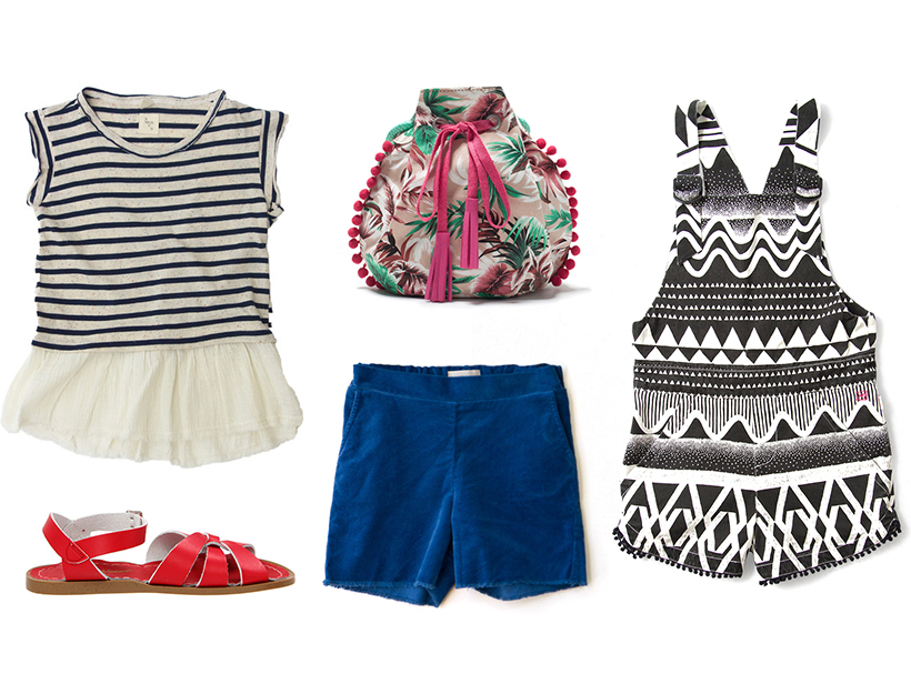 the best kid clothing lines goop