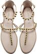 Zara Bobble Detail Flat Sandals
