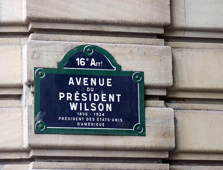 Marché Avenue du Président Wilson