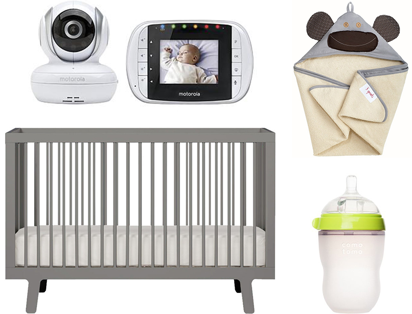 The Non-Toxic Nursery Guide: Everything You Need for The First Few Months | Goop
