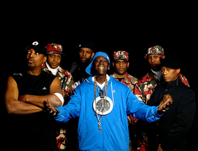 Public Enemy at the Roundhouse