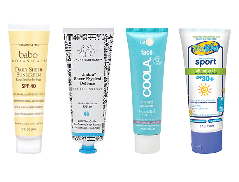 The 8 Best Clean Sunscreens