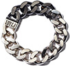 Luv AJ x goop Silver Ombre Bracelet
