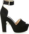 Nicholas Kirkwood Pearl Embellished Block Heel Sandals