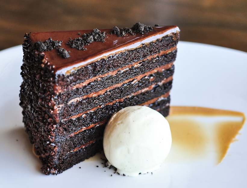 Rich Chocolate Layer Cake Recipe