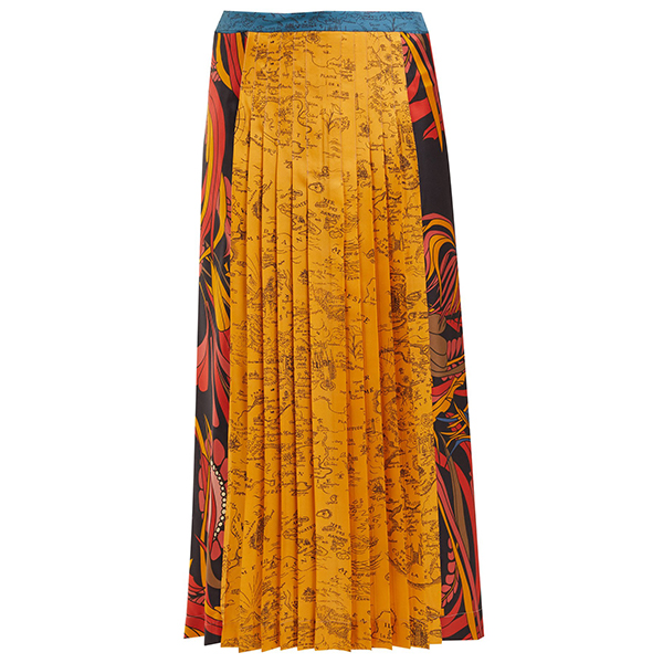 LA PRESTIC OUISTON skirt