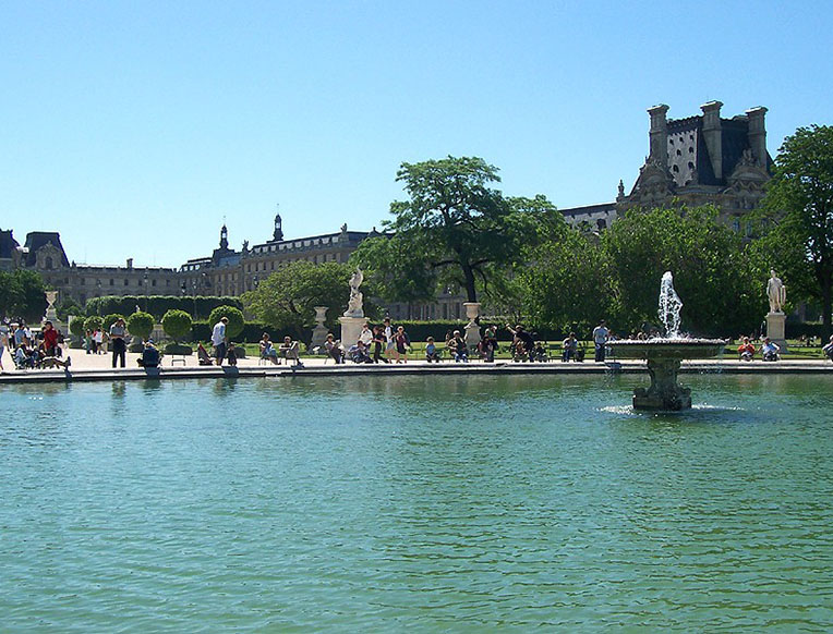 Jardin des tuileries goop for Jardin des tuileries