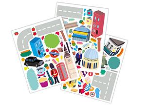Sticker City