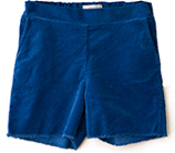 Boys Cord Trunk Short
