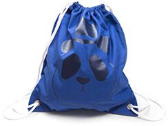 Panda Print Bag