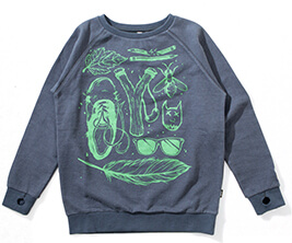Boys Jungle Gym Sweatshirt