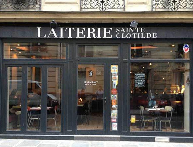 La Laiterie Sainte Clotilde