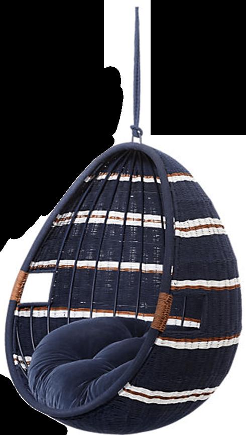 CB2 x goop Swing Chairr