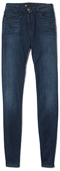3X1 Jeans HIGH-RISE CHANNEL SEAM SKINNY