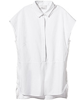 3.1 Phillip Lim cap sleeve collared shirt