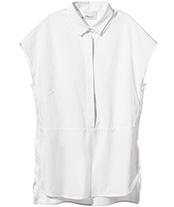 3.1 Phillip Lim cap sleeve collared shirt
