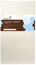 Naturepedic Organic Cotton Lightweight Mattress