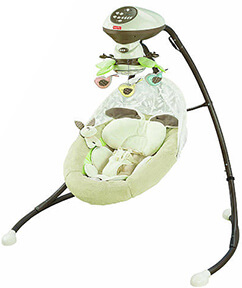 Fisher Price Snugabunny Swing