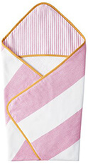 Serena & Lily Fouta Hooded Bath Towel