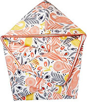 DwellStudio Hooded Boheme towel